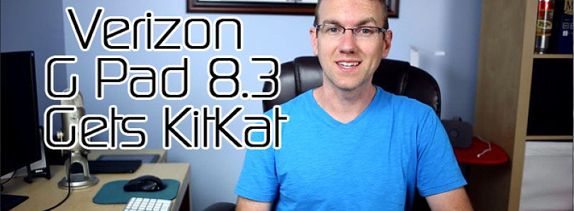 Verizon G Pad 8.3 Gets KitKat, Android Fake ID Vulnerability Fixed with Xposed – XDA Developer TV