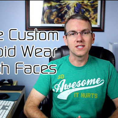 Galaxy Gear Custom Tizen ROM, Creating Custom Android Wear Watch Faces With an App – XDA Developer TV