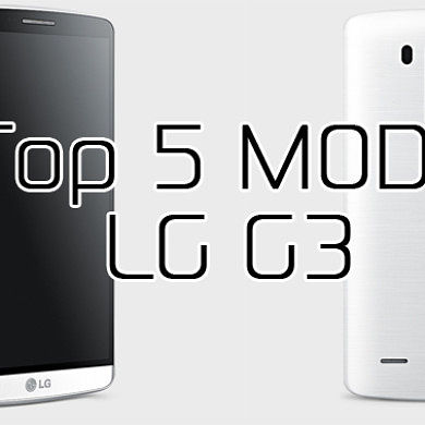 Top 5 LG G3 MODs – XDA Developer TV