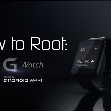 How to Root the LG G Watch – XDA Developer TV