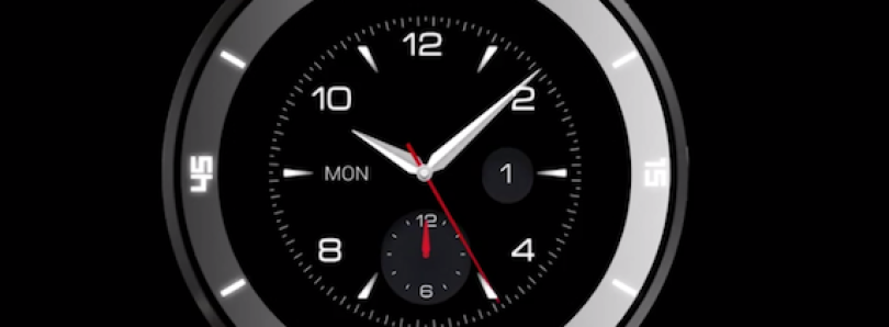 LG G Watch R Revealed in Teaser Video