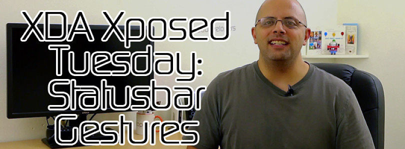 XDA Xposed Tuesday: Statusbar Gestures – XDA Developer TV