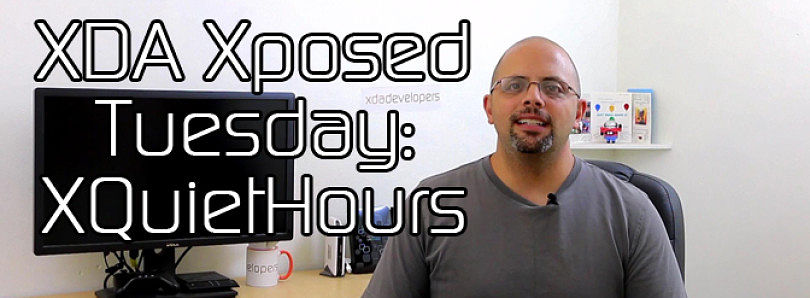 XDA Xposed Tuesday: SSSHH Be Quiet Phone! XQuietHours  – XDA Developer TV