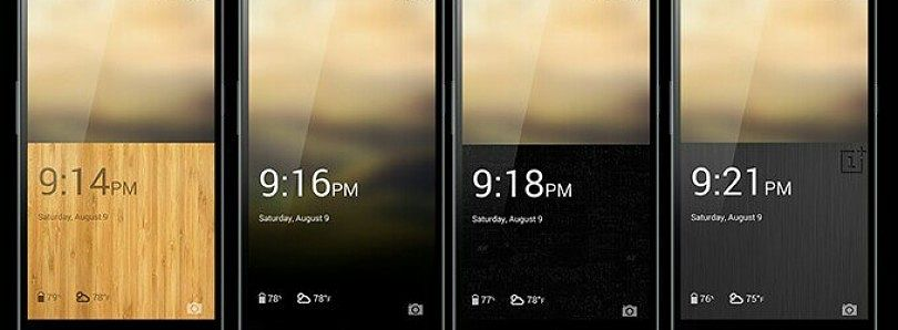 Customize the Info Panel of the OnePlus One Lock Screen