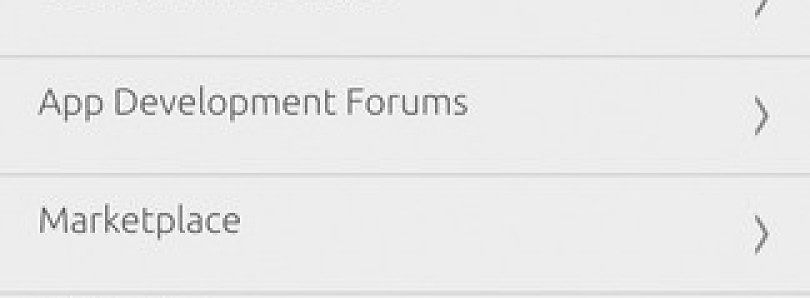 Browse the XDA Forums on Ubuntu Touch with Forum Browser