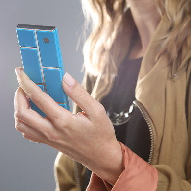 Project Ara: Modified Android L and Hot Swapping