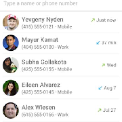 Hangouts 2.3 Brings Free Voice Calls and a Refreshed UI