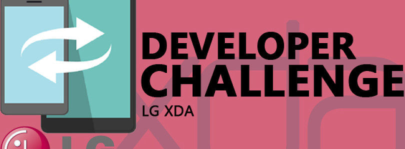 [UPDATED Terms & Conditions] XDA Partners with LG for Developer Challenge