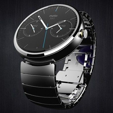 Prepare Your Wrists! The Moto 360 is Finally Available