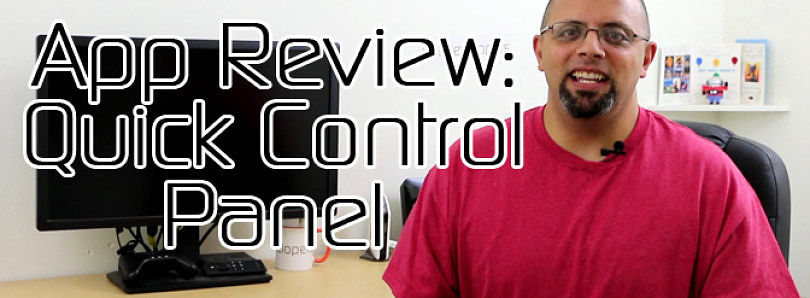 Android App Review: Control Your Phone with Quick Control Panel – XDA Developer TV
