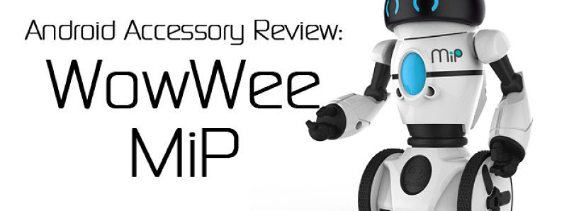 WowWee Mip – Android Accessory Review – XDA Developer TV