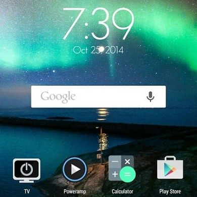 Merge Your Battery Indicator and Home Button into One!