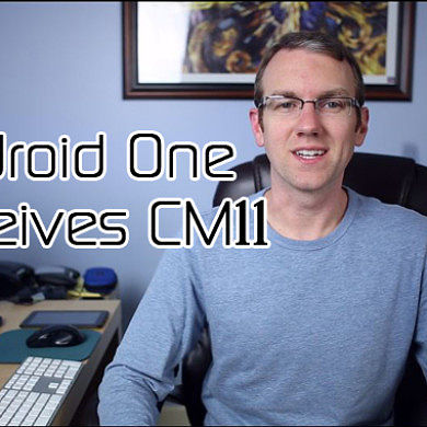 CM11 for Android One, Updated Galaxy Nexus GPU Drivers!