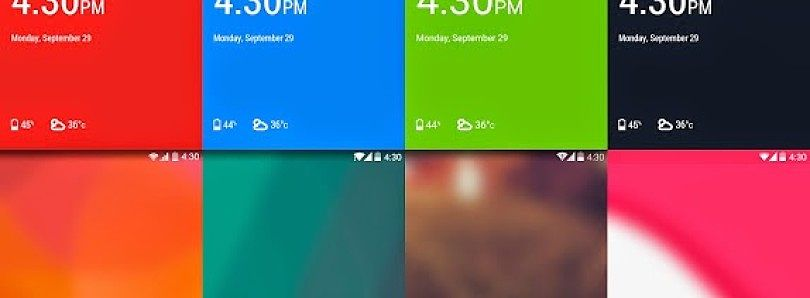 Dynamically Change Your OnePlus One's Lock Screen Theme
