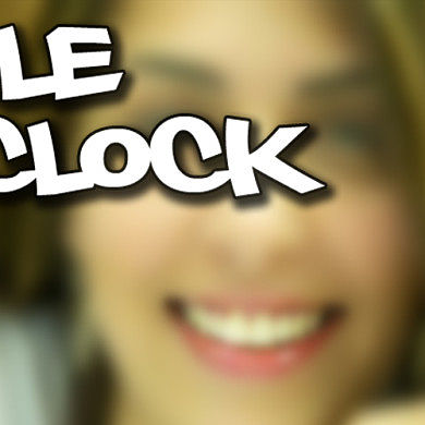 Smile Clock Alarm Makes You Grin to Stop the Ring