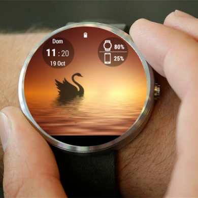Mural Watchface Brings 500px to Android Wear
