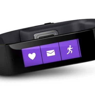 Microsoft Band Fitness Tracker Announced, Available
