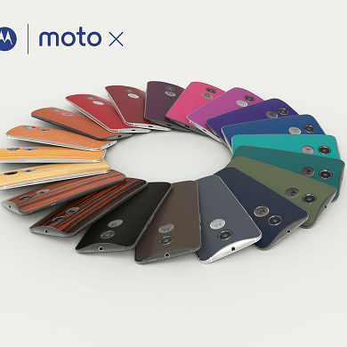Moto X (2014) Now Available in the UK