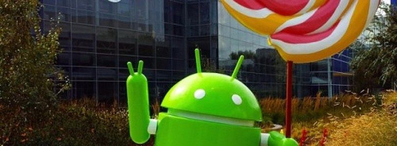 """Google Confirms """"Android Lollipop Day"""" for November 3rd"""