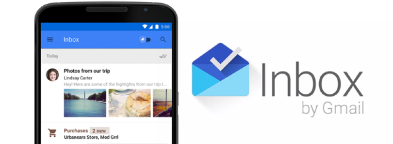 Google Inbox Given Small Visual Update