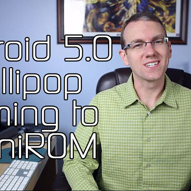 Lollipop-Based OmniROM, Android 5.0 for Moto X 2014 and LG G3 (F400S) Captured – XDA TV