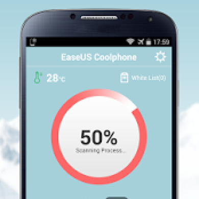 Fight the Heat and Conserve Battery with EaseUS Coolphone