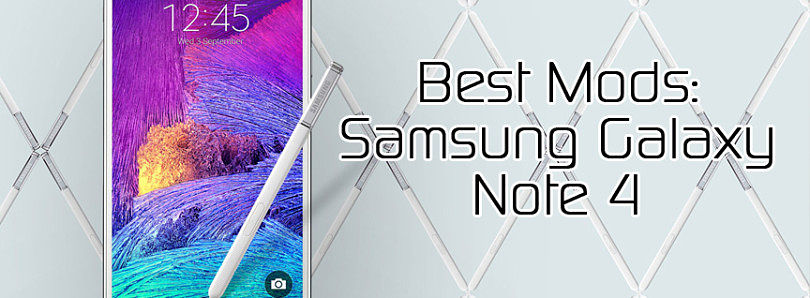 Best Mods for the Samsung Galaxy Note 4 – XDA TV