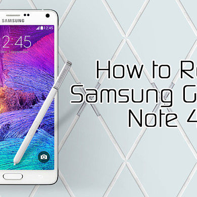 Root the Samsung Galaxy Note 4 and Install TWRP – XDA TV