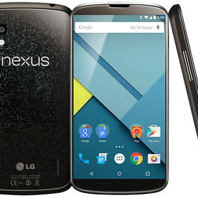 Google Nexus 4 Finally Gets Lollipop Factory Image, Android Up to 5.0.0_r6