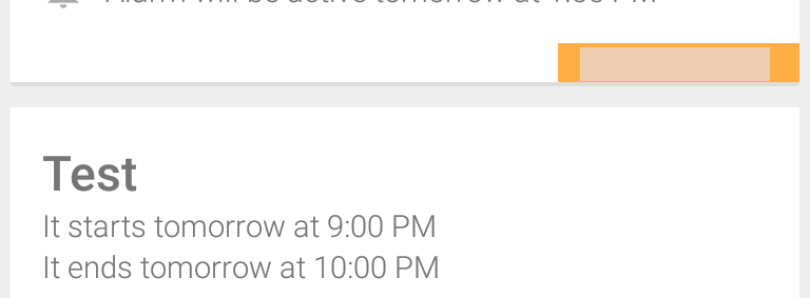 Remember Everything with Calendar Events Notifier