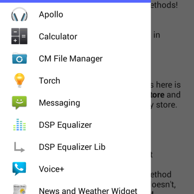 Download and Install Every CM App with CM App Installer