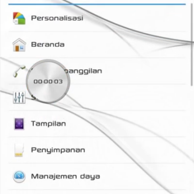 Experience Flow Throughout Sony Xperia Z1 System UI