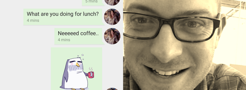 Google Hangouts Update Brings Stickers, Video Filters, More