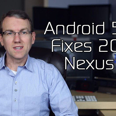 Android 5.0.2 Fixes 2012 Nexus 7! Sony's Making a Google Glass Competitor? – XDA TV
