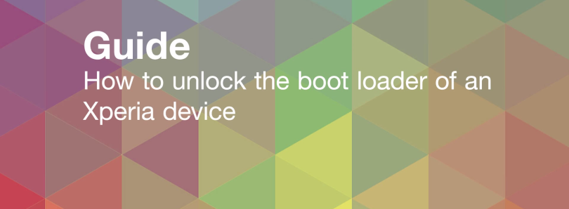 Sony Shows How to Unlock the Bootloader on Xperia Devices
