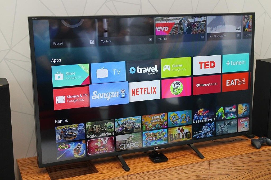 Android TV Launcher Pushed to Google Play