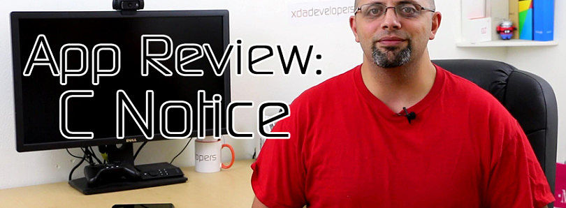 Better Notifications with C Notice – XDA TV