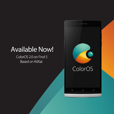 Oppo Releases ColorOS for the Find 5… Poorly