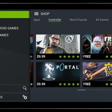NVIDIA SHIELD Tablet Gets Android 5.0.1, OTA Available