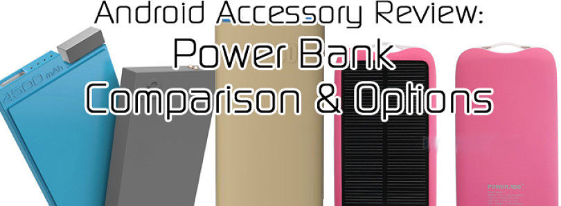 Power Bank Comparison and Options – XDA TV
