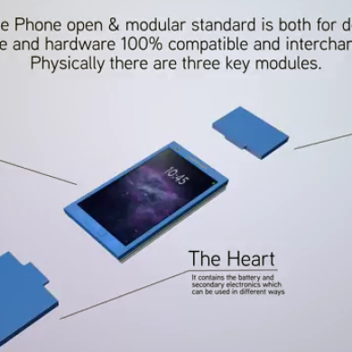 PuzzlePhone is Another Android Modular Phone in the Works