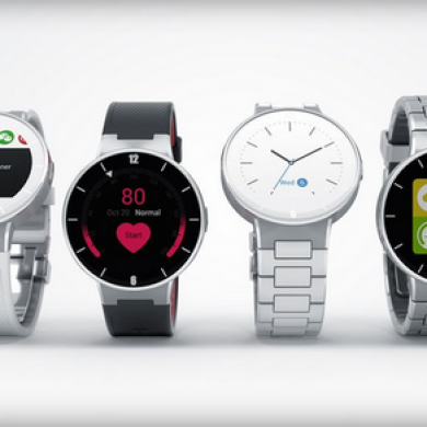 Alcatel Introduces Undercutting Budget Smartwatch