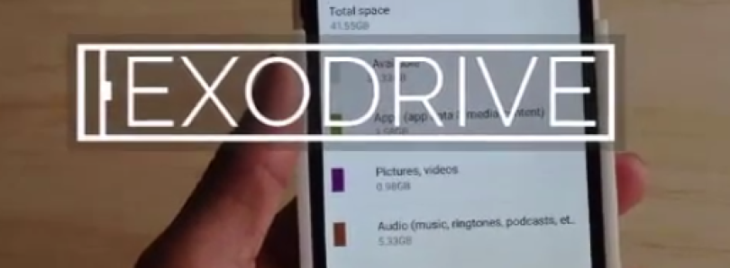 ExoDrive Brings SD Card Support to Everyone