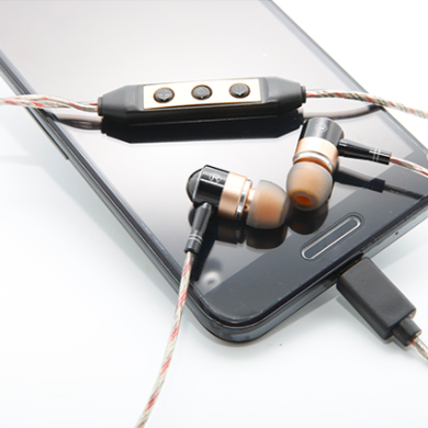 Z:ero, The World's First Digital Earphones