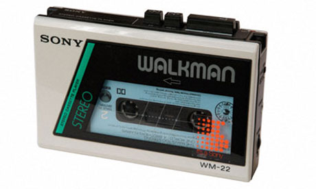 Android Powered Sony Walkman To Debut At CES