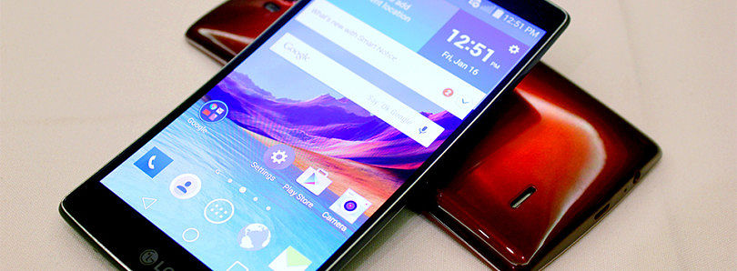 LG G Flex 2 Hands On at CES 2015 – XDA TV