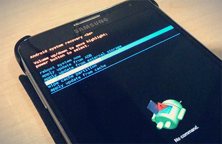 Android recovery