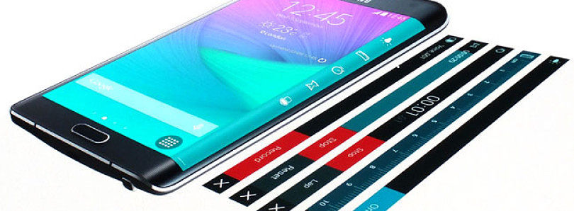"Double Sided Curved Samsung ""S6 Edge"" Rumored"
