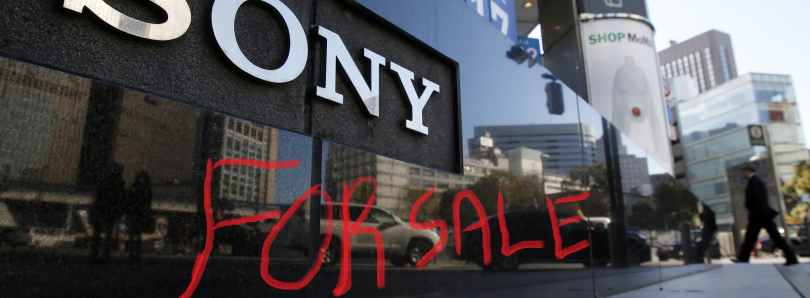 Why Is Sony Going under and How Can It Save Itself?