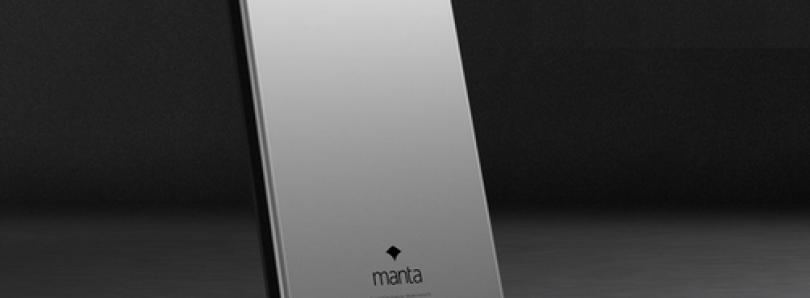 Introducing Manta 7X: The Phone with No Physical Buttons